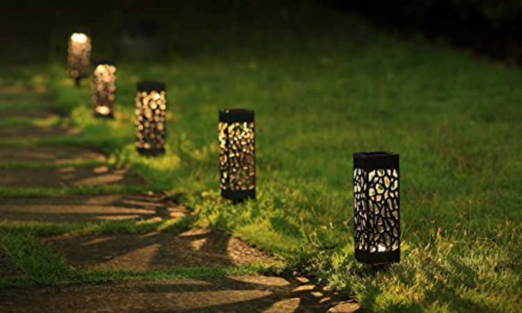 Choosing The Best Garden Lighting